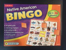 Native American Bingo in Westmont, Illinois
