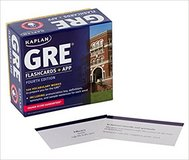 GRE Vocabulary Flashcards in Naperville, Illinois