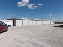 **Summer Special**  11x25 BOAT STORAGE in Morris, Illinois