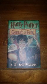 Like new! #4 Harry Potter and the Goblet of Fire Hardcover Book in Bolingbrook, Illinois