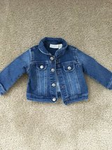 6-9 month jean jacket in Chicago, Illinois