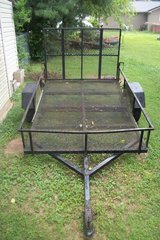 Utility Trailer 5ft. x 8ft. with Ramp in Hopkinsville, Kentucky