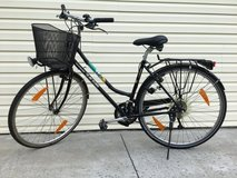 Bicycle in Fort Drum, New York