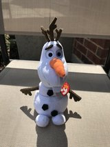 Olaf Beanie Baby in Bolingbrook, Illinois