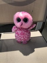 Owl Medium Sized Beanie Boo in Yorkville, Illinois