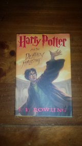 Like new! #7 Harry Potter and the Deathly Hallows Hardcover Book in Bolingbrook, Illinois