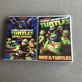 Teenage Mutant Ninja Turtle DVD's in Yorkville, Illinois