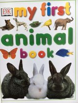 Children's My first Animal Book from DK in Ramstein, Germany