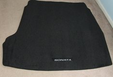 Hyundai Sonata Trunk Mat # 081453K001 Genuine OEM NEW in Naperville, Illinois
