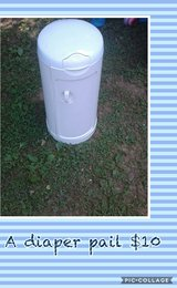 Genie Diaper Pail in Fort Campbell, Kentucky