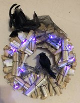 Halloween Wreath in Lawton, Oklahoma