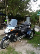 WTT 93 Honda Goldwing 1500 TRIKE in Baytown, Texas
