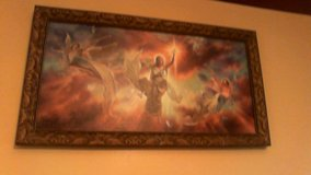 glory to god painting in Livingston, Texas