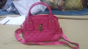 Juicy Coutire Small Hot Pink  Leather Crossbody Handbag in Livingston, Texas