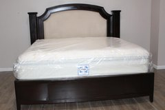 King Size Bed frame including Mattress in Spring, Texas