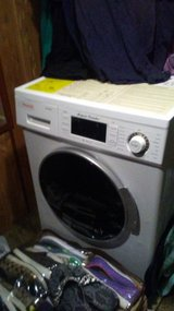 Washer and Dryer Combo in Livingston, Texas