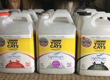 Tidy Cat Litter Lightweight 8.5 lb Container in Warner Robins, Georgia
