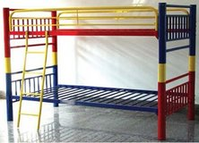 Primary Colors Convertible Bunk Bed in Fort Campbell, Kentucky