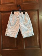 GAP girl's blue and white beach short in Naperville, Illinois