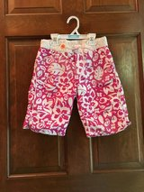 GAP girls pink and white beach short in Naperville, Illinois