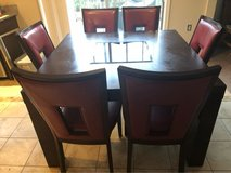 Dining room table with 6 chairs in York, Pennsylvania