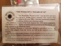 Smithsonian Institution Wizard of Oz ornament set in Plainfield, Illinois