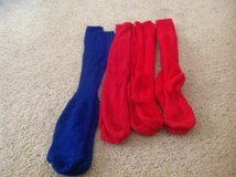 Long Sports socks in Yorkville, Illinois