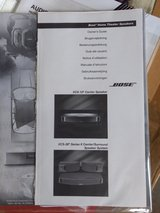 Bose Home Speaker System and JVC Receiver/DVD Player in Quantico, Virginia