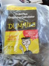 TI-84 Plus Graphing Calculator for Dummies in 29 Palms, California