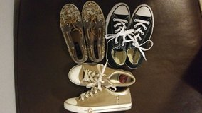 Shoes- Guess, Converse& Sperry (Women's 6) in Fort Campbell, Kentucky
