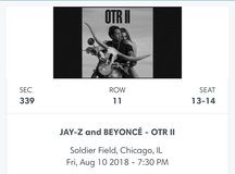 Beyonce & Jay Z in Aurora, Illinois