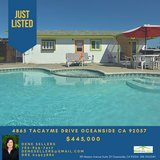 3 miles from back gate w/ pool for sale! Use your VA option! in Camp Pendleton, California