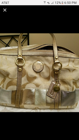 Coach Purse authentic in Fort Campbell, Kentucky
