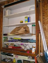WOOD SHELVES in Oswego, Illinois