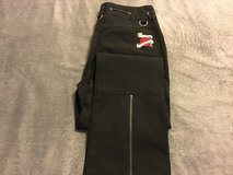 Super cute Harley Davidson Pants Size 4 in Travis AFB, California