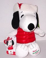 NEW w Tags Snoopy Macy's 2015 Plush with Bonus Sister Belle Backpack Clip Plush Doll in Morris, Illinois