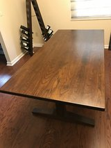 Dining table in Wright-Patterson AFB, Ohio