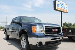 2011 GMC Sierra 1500 Extended Cab Z71 4x4 #TR10404 in Fort Knox, Kentucky