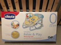 Chicco Relax & Play Bouncing Chair in Stuttgart, GE