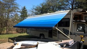(RV/CAMPER PARTS) PARTING OUT TIOGA MONTARA BY FLEETWOOD in Quantico, Virginia