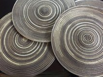Brand NEW - 6, Food Network Round Placemats in Baytown, Texas
