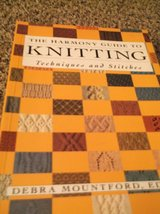 KNITTING BOOK OF STITCHES in Alamogordo, New Mexico