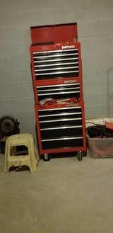 MECHANICS TOOL BOX, CRAFTSMAN in Fort Campbell, Kentucky