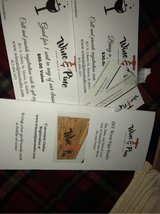 wine and pine gift certificates in Joliet, Illinois