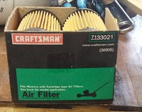 NEW Craftsman #33021 Lawn Mower Air Filter in Moody AFB, Georgia