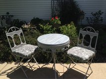 3 piece bistro set in Algonquin, Illinois