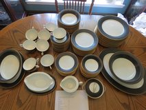 "Noritake ""Benedicta 6976"" fine china dinnerware in Conroe, Texas"