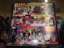 KISS Unmasked Album in Fort Riley, Kansas