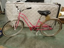 "WOW Vintage Pepto Bismol Pink Trail Mate Easy Rider Ladies 26"" bike in Westmont, Illinois"