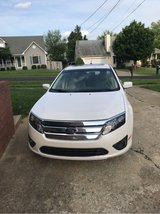 Ford  Fusion in Fort Knox, Kentucky